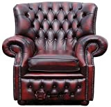 Chesterfield Chair Howland High Back UK Manufactured Chesterfield Suites